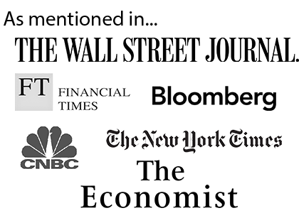 SentimenTrader Media Logos - Wall Street Journal